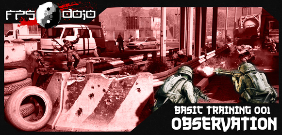 Basic Training 001: Observation