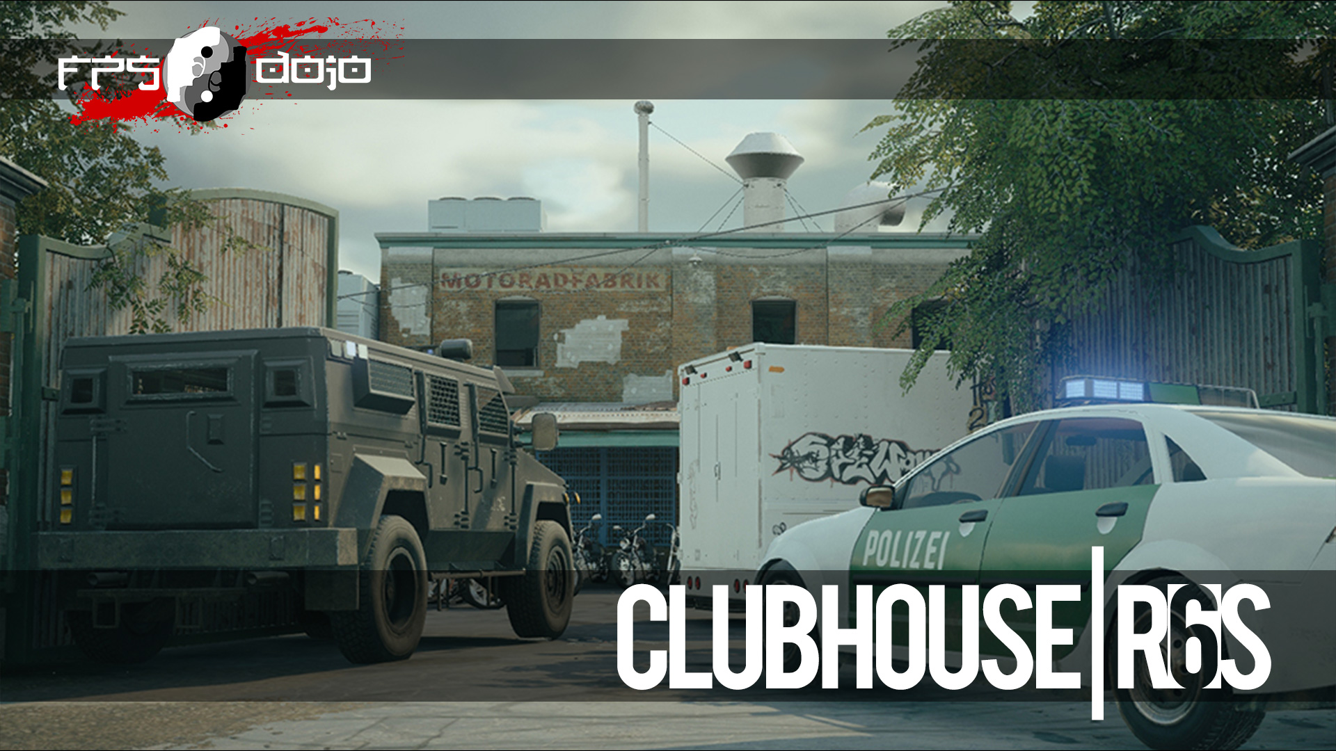 R6S: Clubhouse