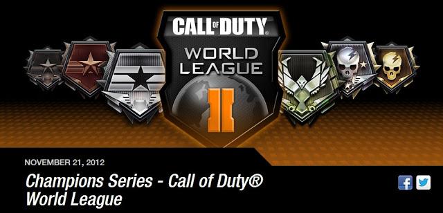 """[BO2] 『Black Ops 2』""""Call of Duty ワールドリーグ""""、12月1日開催!世界一は誰だ!?"""