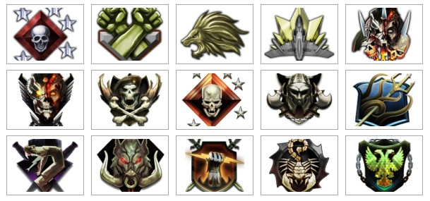 how to get emblems in mw3 special ops
