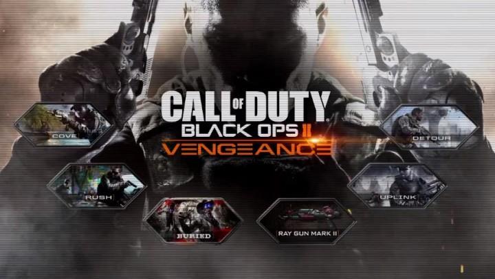 "CoD:BO2:第3弾DLC""Vengeance(ベンジェンス)""の新ゲームプレイトレイラー公開!"