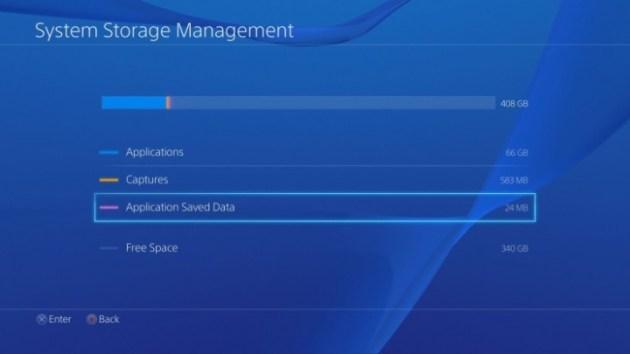 PlayStation 4:全ローンチタイトルのファイルサイズと価格を公開。BF4 33GB、CoDG 31GBなど