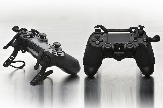 """ゲームパッドアタッチメント""""The Avenger""""、PS4/Xbox One用が5月発売"""