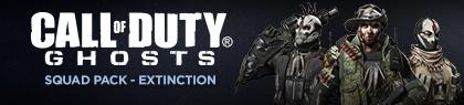"Xbox360 SquadPackExtinction CoD: ゴースト:""ソープ""登場確定、ハートマン軍曹の""ボイスパック""も登場! 4/22配信 CoD:Ghosts"