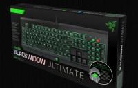 RAZER製ゲーミングキーボード「BLACKWIDOW」シリーズが10%OFF、8/17まで
