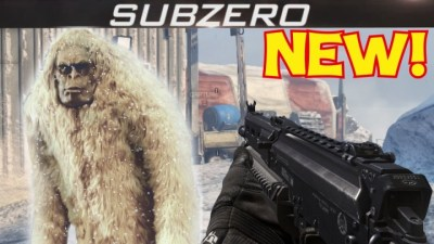 """CoD ゴースト:新マップ""""Subzero""""のプレイ動画公開!謎の「恐怖」が敵を殺戮する"""