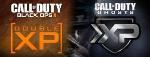 『CoD:ゴースト』 & 『BO2』:同時ダブルXPが明日より開催