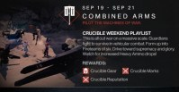 "Destiny:ビークル戦メインのPvP""Combined Arms""明日開催、新ストーリー""The Queen's Wrath""は24日から"