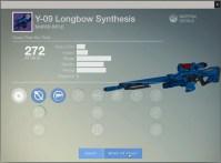 Destiny:Webやアプリからアイテムの移動や装備が可能に!
