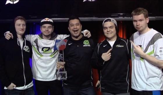 CoD:AW:MLGプロリーグシーズン1優勝はOpTic!賞金3万ドルを獲得(動画アリ)