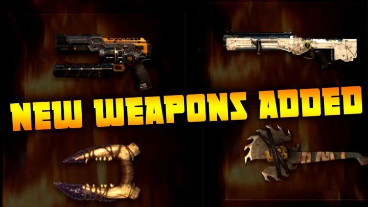 """CoD:BO3:4種の新武器 """"ナイトブレイカー""""、""""RIFT E9""""、""""バズカット""""、""""BANSHII""""のプレイ動画"""