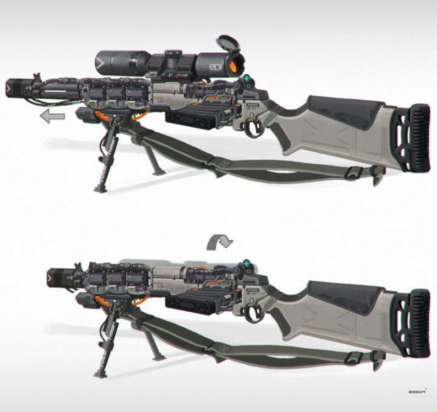 CoD:IW:3種の武器画像と5社の武器メーカー公開、武器の種類はシリーズ最多に