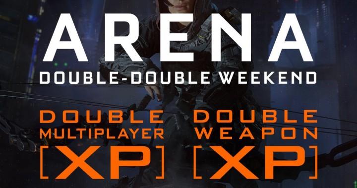 CoD:BO3:アリーナ限定のダブルXPとダブル武器XP同時開催、6月11日午前3時から