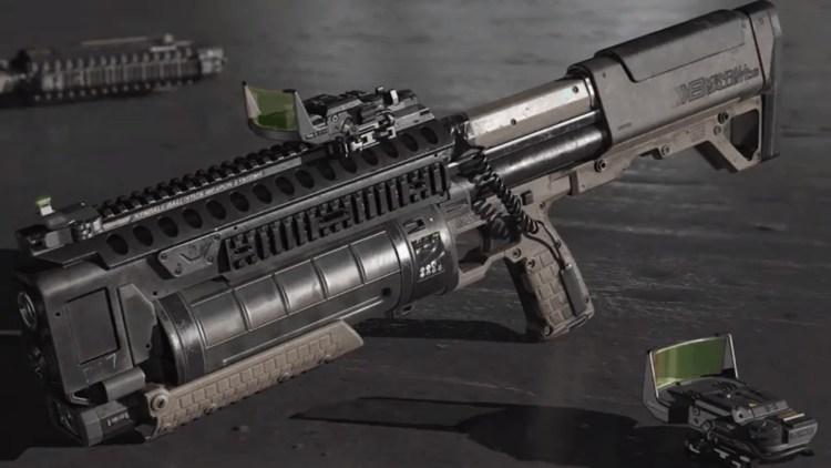 CoD:IW:新たな武器やビークルの詳細判明。戦艦、波動砲、アサルトライフルになるスナイパーライフルなど