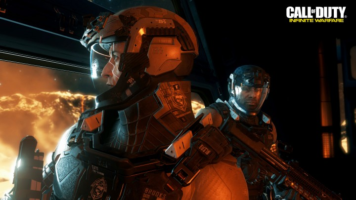 CoD IW Screenshot