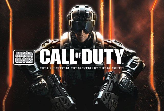 『CoD』シリーズと『Destiny』の大人のためのメガブロック、9月16日発売