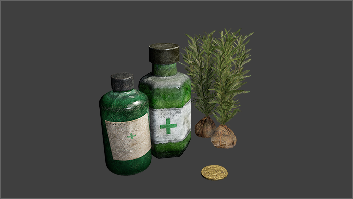 Survival Pack: Recovery Set