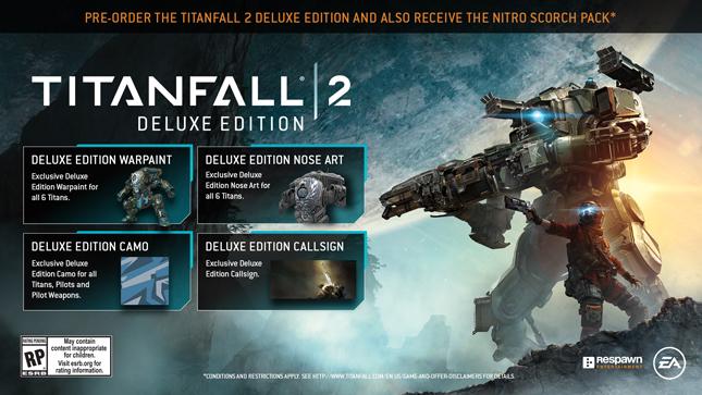 Titanfall 2 デラックスエディション