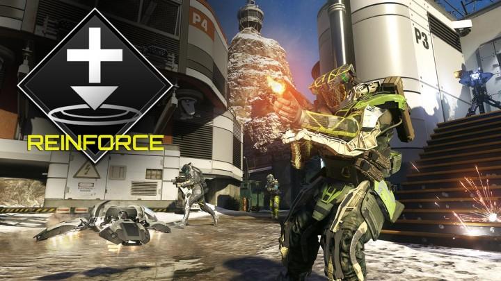 CoD:IW:ゲームモード「Reinforce」が期間限定で追加