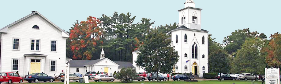 First Parish Canton