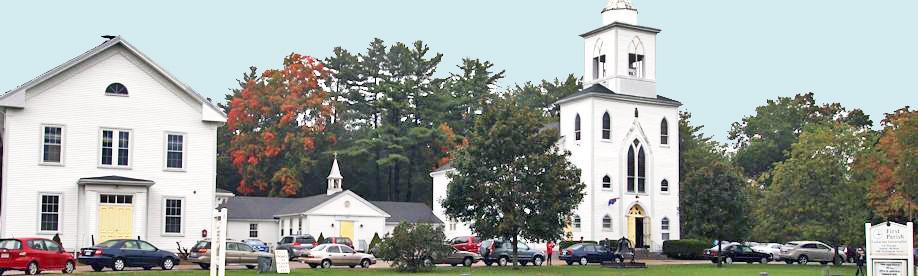 First Parish Canton