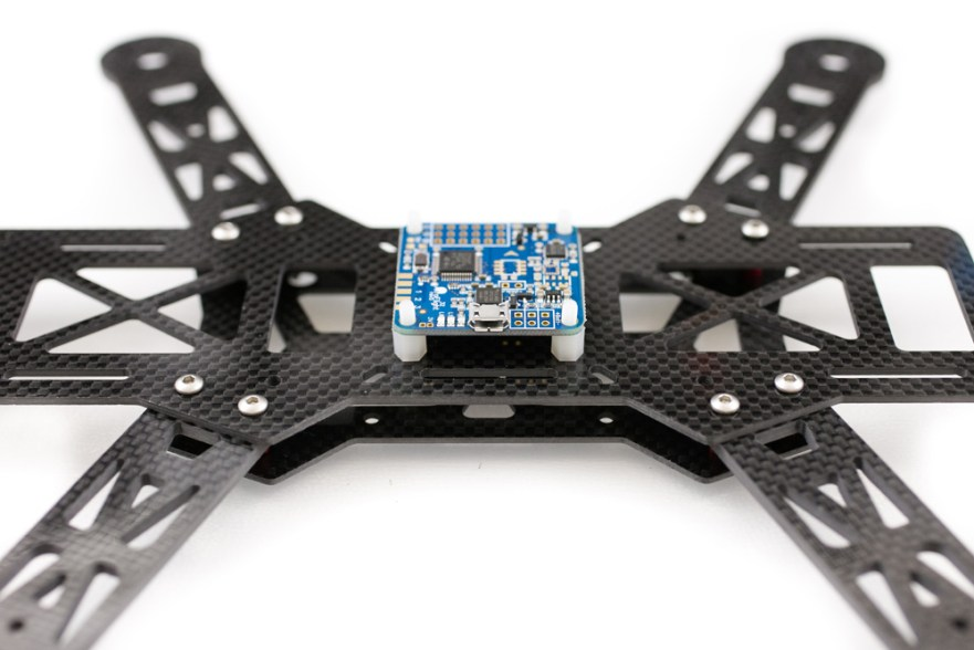 how to build an fpv quadcopter