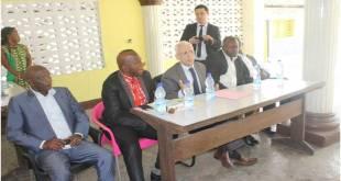 Coup d'Etat manqué : L'Ambassadeur de Turquie rassure le monde des affaires en RDC