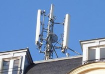 Antenne relais 4G Paris