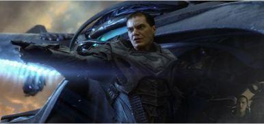 Man of Steel : Photo Michael Shannon
