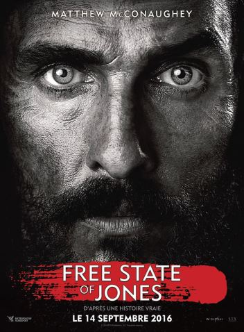 FREE STATE OF JONES : Affiche