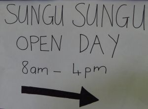 sungu sungu open day