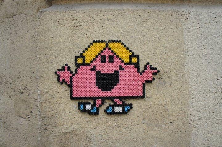 Street Art Bordeaux Fragment De Tags
