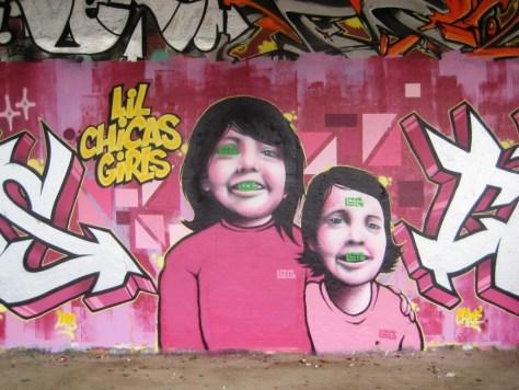 besancon - graffiti - mars 2013 - lil chicas girls (3)