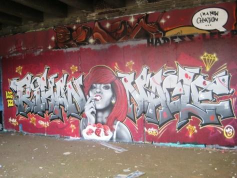 mars 2013 - besancon graffiti - RihanNacle