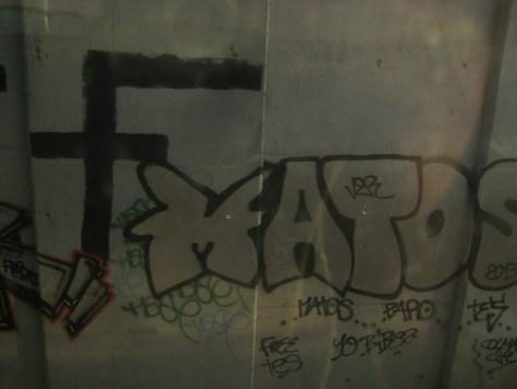 Matos, graffiti, alsace 2013