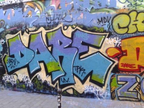 dare uv tpk paris belleville 2014
