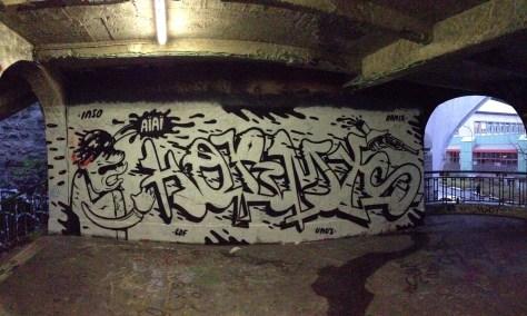 2014-02-15 Hormys - Graffiti - Lausanne, CH (1)