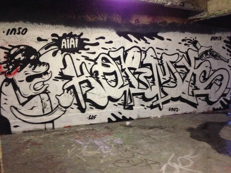 2014-02-15 Hormys - Graffiti - Lausanne, CH (2)