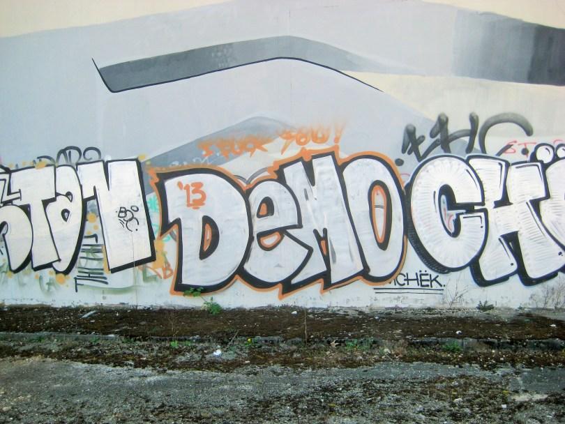Stan, Demo, Chek - graffiti - besancon - 04.201 (2)