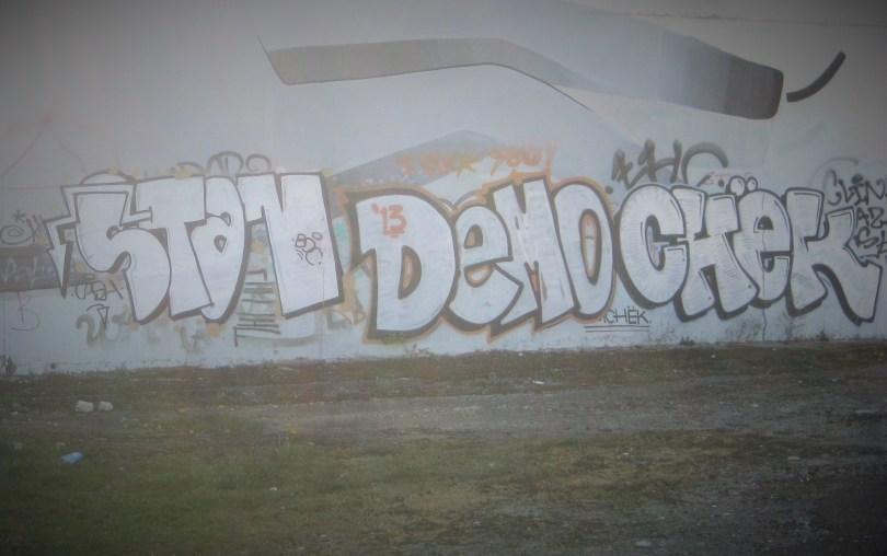 Stan, Demo, Chek - graffiti - besancon - 04.201 (4)