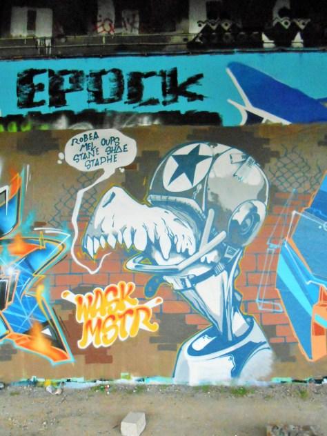 Wask, Mstr - Graffiti - Besancon - mai 2014 (3)