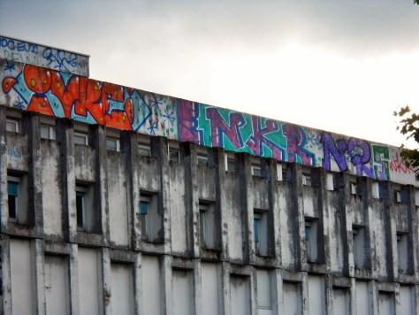 besancon - juin.2014 - ENKR, NRS - graffiti