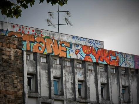 besancon - juin.2014 stane, ivre - graffiti