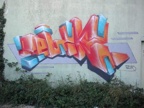 Pelik - Lorient, aout 2014