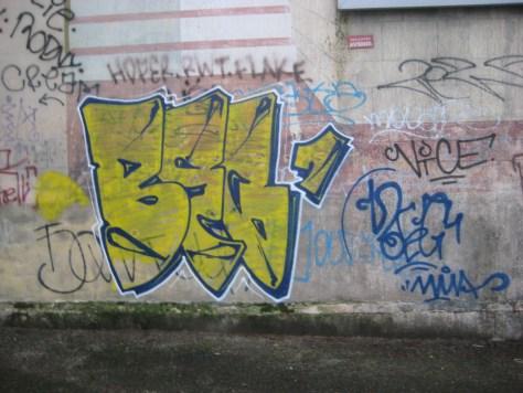 BEG1 - graffiti - besancon - dec 2014