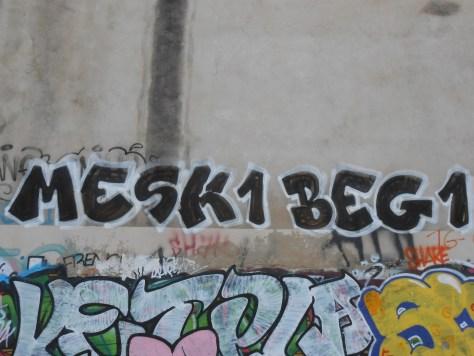 mesk1, beg1 - graffiti besancon 2015