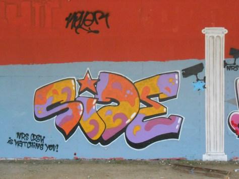 besancon juin 2015 graffiti Site, Camera, Kashe (5)