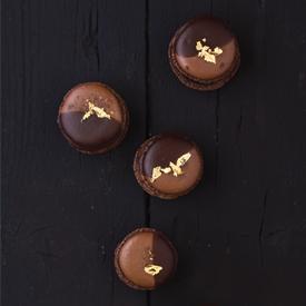 Macarons mousse au chocolat