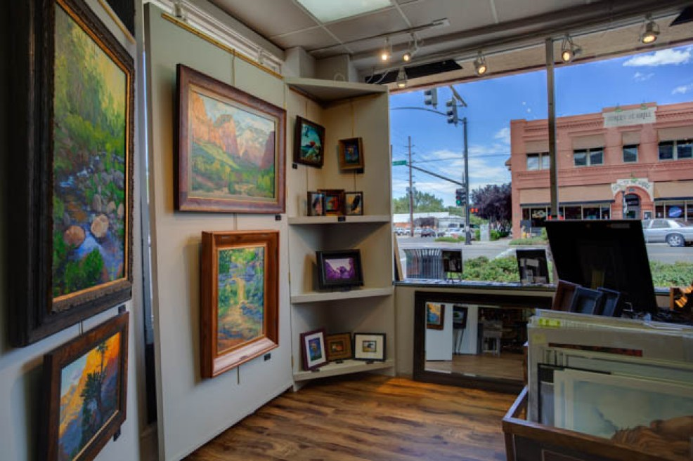Custom Framing - Prescott Arizona