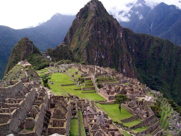 Machu Picchu, Urubamba Province, Peru